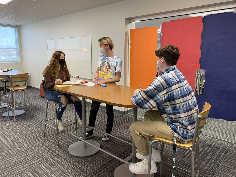 NHS Tutoring Lab Launches at MHS