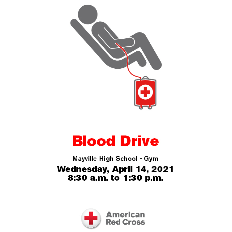 Blood Drive - April 2021