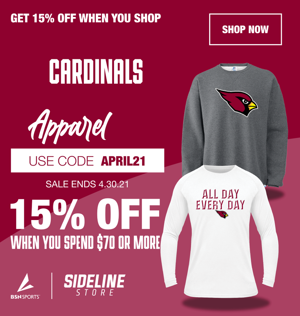 Sideline Store April 21 Promo